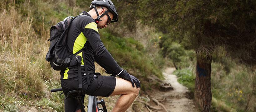 Rätt cykelkläder för alla väder
