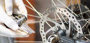 Cykelkomponenter till racercyklar